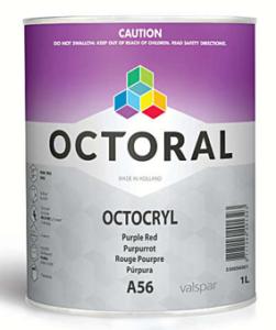 Mengkleuren van het octocryl systeem