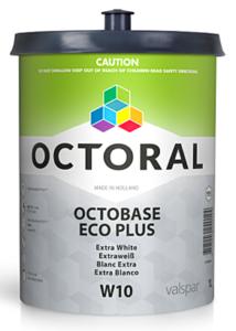 Mengkleuren van het octobase eco plus systeem
